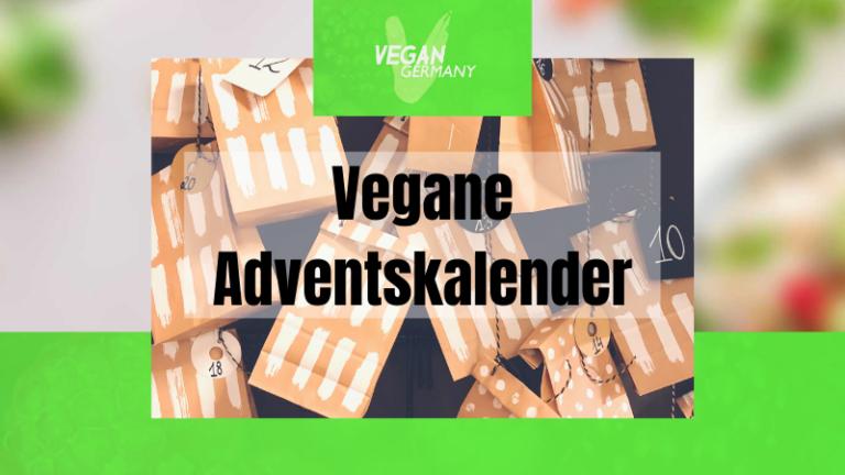Vegane Adventskalender